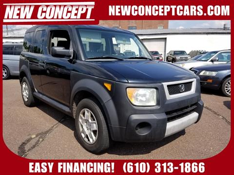 2006 Honda Element for sale in Norristown, PA