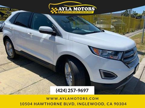 2017 Ford Edge for sale in Inglewood, CA