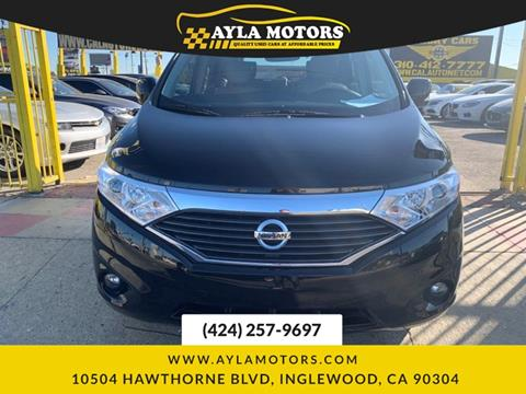 2015 Nissan Quest for sale in Inglewood, CA
