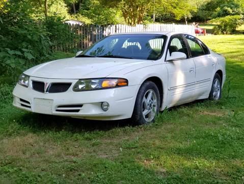 2003 Pontiac Bonneville for sale in Verndale, MN