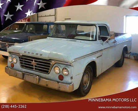 1965 Dodge D100 Pickup for sale in Verndale, MN