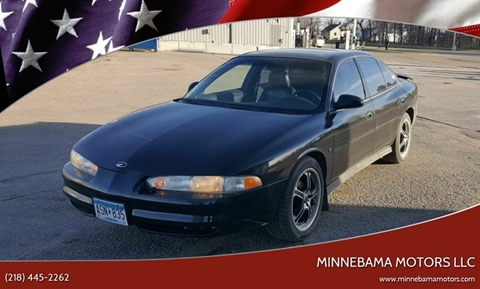 2001 Oldsmobile Intrigue for sale in Verndale, MN