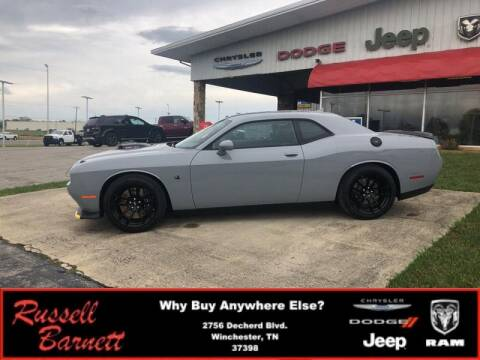 2020 Dodge Challenger for sale at Russell Barnett Chrysler Dodge Jeep Ram in Winchester TN