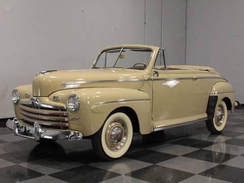 1946 Ford Super Deluxe for sale in Thomaston, GA