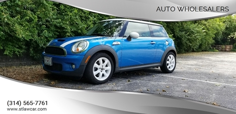 2010 MINI Cooper for sale at Auto Wholesalers in Saint Louis MO