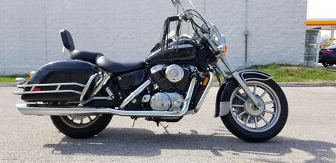 2000 Honda Shadow for sale at Auto Wholesalers in Saint Louis MO