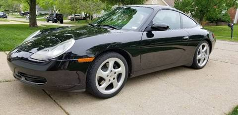 2000 Porsche 911 for sale at Auto Wholesalers in Saint Louis MO