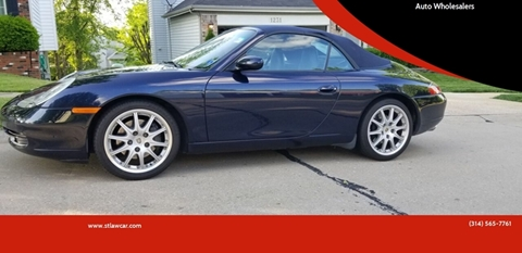 2001 Porsche 911 for sale in Saint Louis, MO