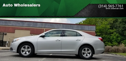 2016 Chevrolet Malibu Limited for sale at Auto Wholesalers in Saint Louis MO