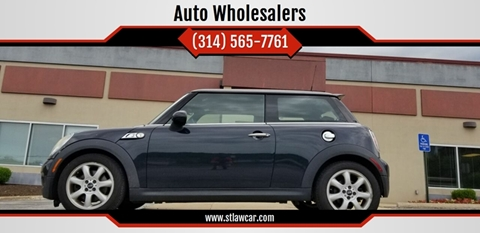 2009 MINI Cooper for sale at Auto Wholesalers in Saint Louis MO