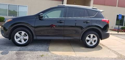 2013 Toyota RAV4 for sale at Auto Wholesalers in Saint Louis MO
