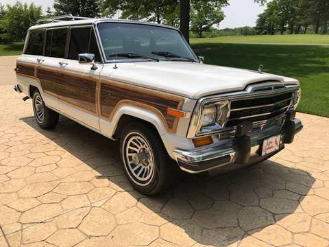 1990 Jeep Grand Wagoneer for sale in Saint Louis, MO