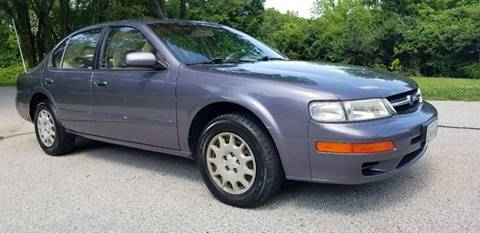 1997 Nissan Maxima for sale at Auto Wholesalers in Saint Louis MO
