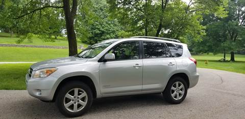 2007 Toyota RAV4 for sale at Auto Wholesalers in Saint Louis MO
