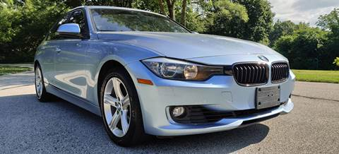 2013 BMW 3 Series for sale at Auto Wholesalers in Saint Louis MO