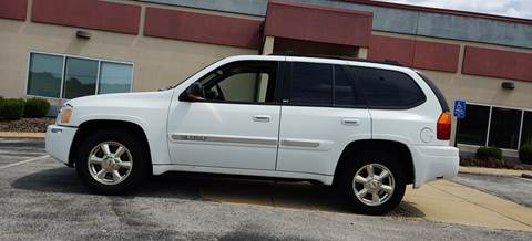 2002 GMC Envoy for sale at Auto Wholesalers in Saint Louis MO