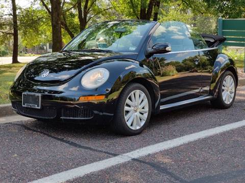 2009 Volkswagen New Beetle for sale at Auto Wholesalers in Saint Louis MO