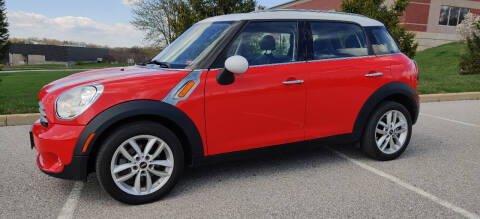 2012 MINI Cooper Countryman for sale at Auto Wholesalers in Saint Louis MO