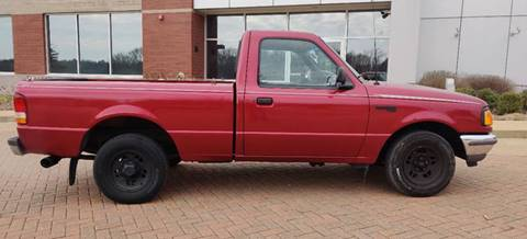 1996 Ford Ranger for sale at Auto Wholesalers in Saint Louis MO