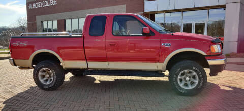 2000 Ford F-150 for sale at Auto Wholesalers in Saint Louis MO