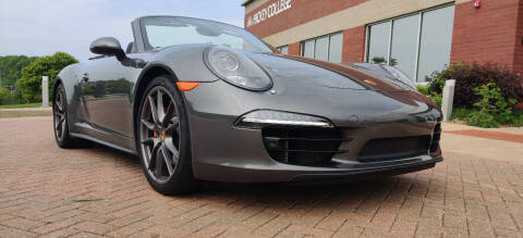 2013 Porsche 911 for sale at Auto Wholesalers in Saint Louis MO