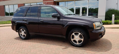 2008 Chevrolet TrailBlazer for sale at Auto Wholesalers in Saint Louis MO