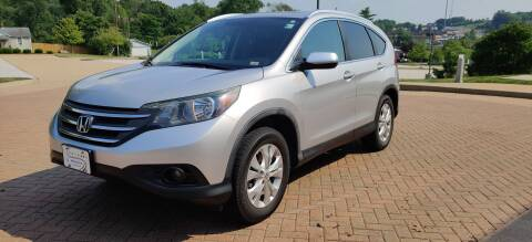 2012 Honda CR-V for sale at Auto Wholesalers in Saint Louis MO