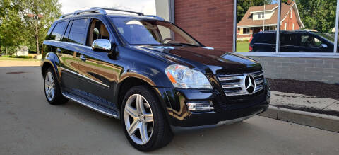 2010 Mercedes-Benz GL-Class for sale at Auto Wholesalers in Saint Louis MO