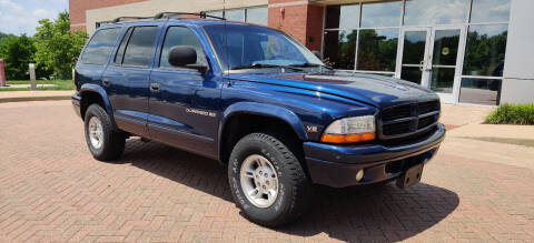 1999 Dodge Durango for sale at Auto Wholesalers in Saint Louis MO