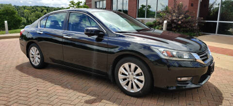 2014 Honda Accord for sale at Auto Wholesalers in Saint Louis MO