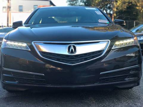 2016 Acura TLX for sale in Paterson, NJ