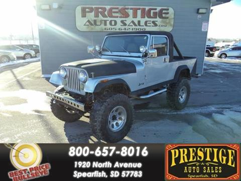 1981 Jeep Scrambler for sale in Spearfish, SD