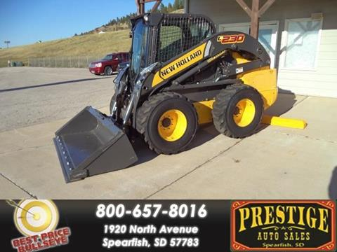 2015 New Holland L230 for sale in Spearfish, SD