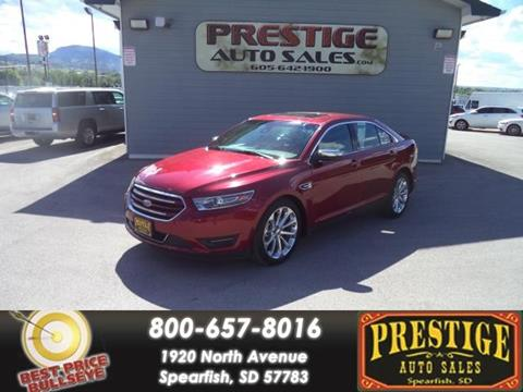 2018 Ford Taurus for sale in Spearfish, SD