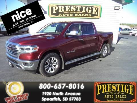 2019 RAM Ram Pickup 1500 for sale at PRESTIGE AUTO SALES in Spearfish SD