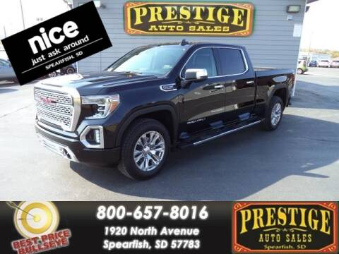 2019 GMC Sierra 1500 for sale at PRESTIGE AUTO SALES in Spearfish SD