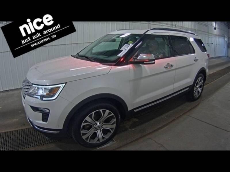 2019 Ford Explorer for sale at PRESTIGE AUTO SALES in Spearfish SD