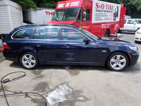 BMW 5 Series For Sale in York, PA - S & O AUTO SALES & TIRE