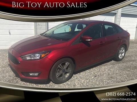 2016 Ford Focus for sale in Wilmington, DE