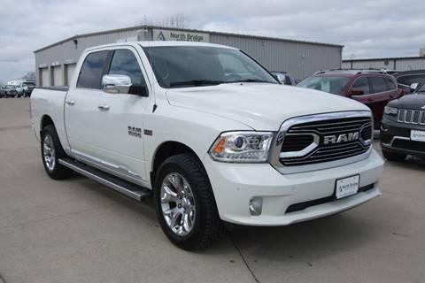 2016 RAM Ram Pickup 1500 Laramie Limited for sale at North Bridge Auto Plaza in Albert Lea MN