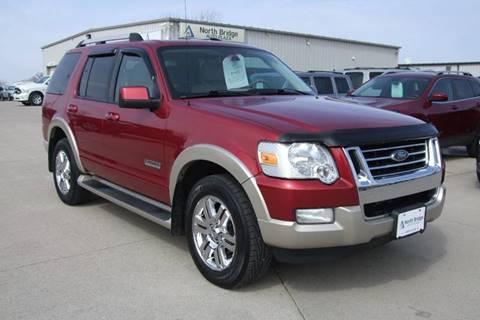 2007 Ford Explorer Eddie Bauer for sale at North Bridge Auto Plaza in Albert Lea MN
