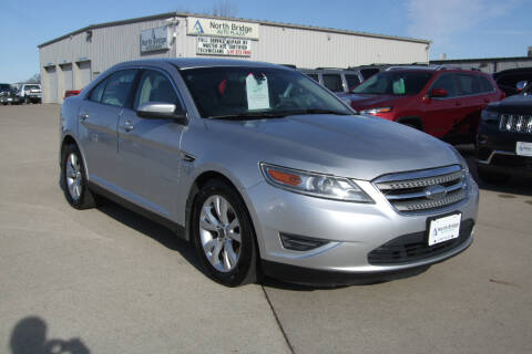 2010 Ford Taurus SEL for sale at North Bridge Auto Plaza in Albert Lea MN