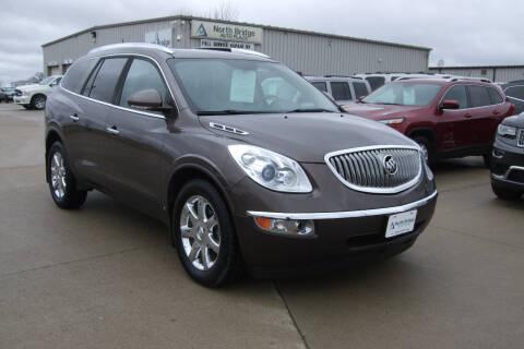 2010 Buick Enclave CXL for sale at North Bridge Auto Plaza in Albert Lea MN