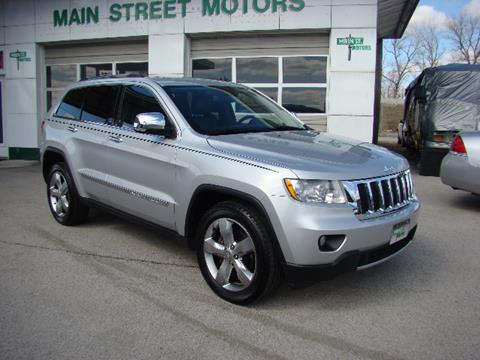 2011 Jeep Grand Cherokee for sale in Milan, IL