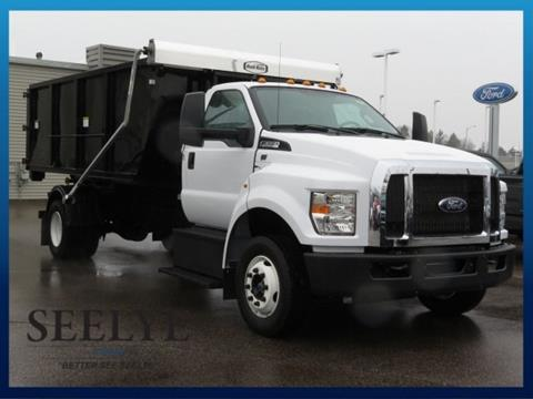 2019 Ford F-650 Super Duty for sale in Kalamazoo, MI