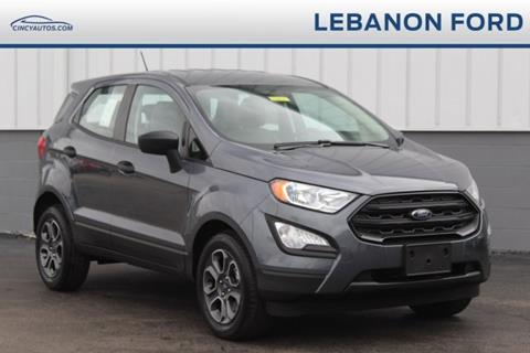 2019 Ford EcoSport for sale in Kalamazoo, MI