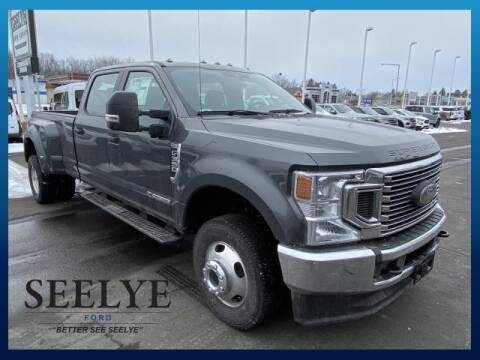 2020 Ford F-350 Super Duty XL for sale at Seelye Ford of Kalamazoo in Kalamazoo MI