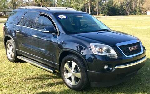 2011 GMC Acadia for sale in Plaistow, NH