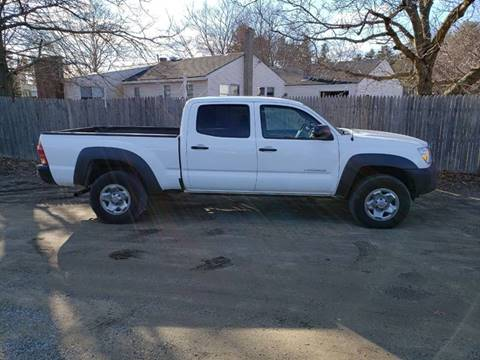 2013 Toyota Tacoma for sale in Plaistow, NH