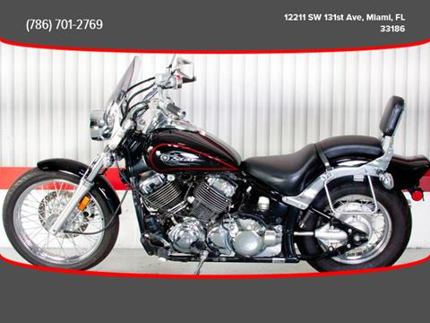 2011 Yamaha V-Star for sale in Miami, FL